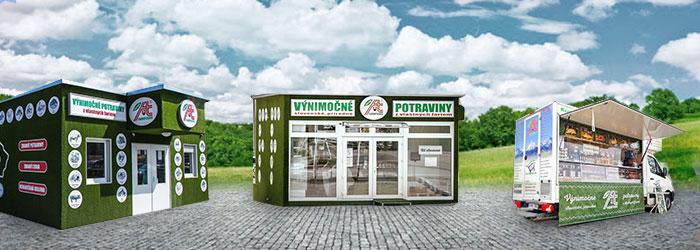 Predajne Farmfoods