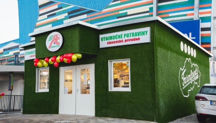Predajňa Farmfoods Liptovský Mikuláš