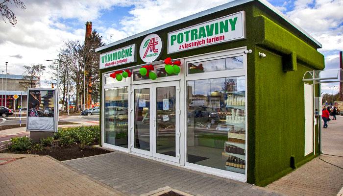 Predajňa Farmfoods Trnava