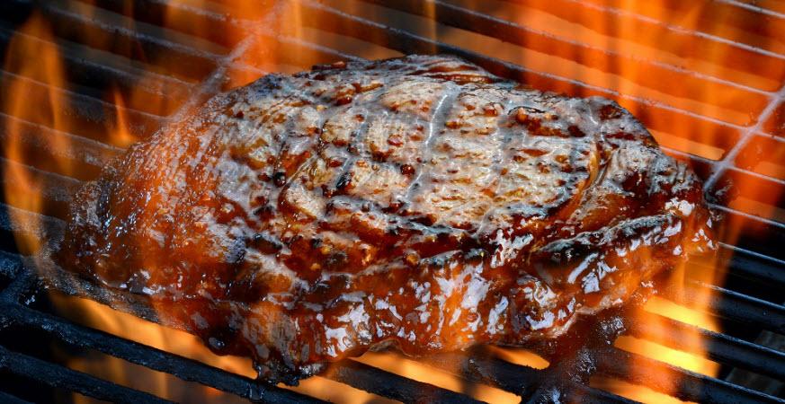 Stupne prepečenia steakov